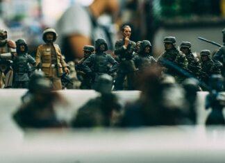 dodatki do zabawek militarnych - które?