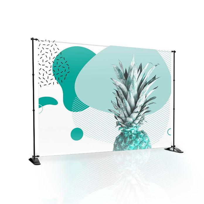 Ścianki reklamowe